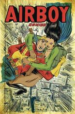 Airboy (1986-1989,2020) #51 Variant D