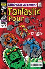 Fantastic Four (1961-1996) #6 Variant B: Facsimile Edition