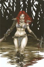 Red Sonja: Age Of Chaos (2020) #1 Variant ZG: Comic Kingdom of Canada Exclusive
