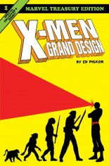 X-Men: Grand Design #TP