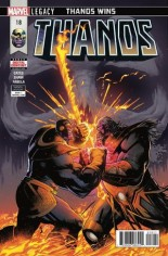 Thanos (2017-2018) #18 Variant A