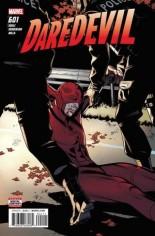 Daredevil (2017-2019) #601 Variant A