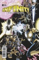 Infinity Countdown #2 Variant B