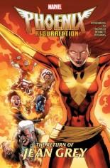 Phoenix Resurrection: Return of Jean Grey #TP Variant A