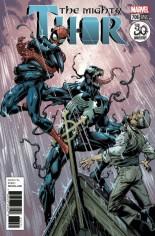 Mighty Thor (2017-Present) #706 Variant D: Venom 30th Anniversary Variant