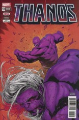 Thanos (2017-2018) #18 Variant C: 2nd Printing