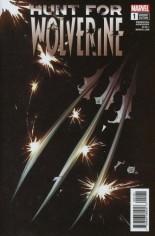 Hunt For Wolverine #1 Variant H: Teaser Variant