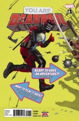 You Are Deadpool #1 Variant A