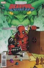 You Are Deadpool #1 Variant B
