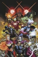 Avengers (2018-Present) #1 Variant G: Incentive Virgin Variant