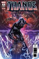 Thanos (2017-Present) #15 Variant D: 4th Printing