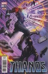 Thanos (2017-2018) #17 Variant D: 3rd Printing
