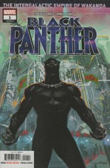 Black Panther (2018-2020) #1 Variant A