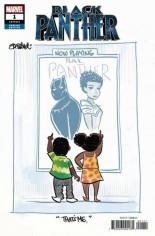 Black Panther (2018-2020) #1 Variant F