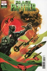 Black Panther (2018-2020) #1 Variant C