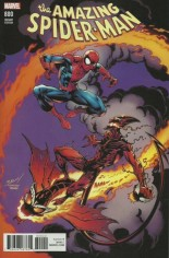 Amazing Spider-Man (2017-2018) #800 Variant E