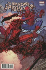 Amazing Spider-Man (2017-2018) #800 Variant B