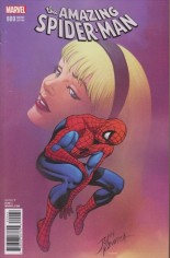 Amazing Spider-Man (2017-2018) #800 Variant H: Jr Sr Variant Leg