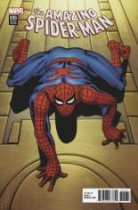 Amazing Spider-Man (2017-2018) #800 Variant Q: Remastered Variant