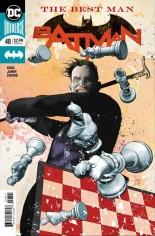 Batman (2016-Present) #48 Variant A