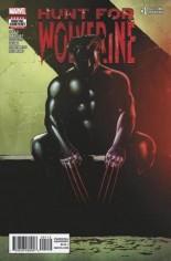Hunt For Wolverine #1 Variant J: 2nd Printing