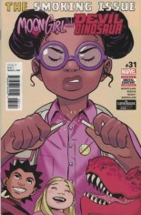 Moon Girl And Devil Dinosaur (2016-Present) #31