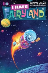I Hate Fairyland (2015-2018) #19 Variant A