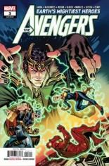 Avengers (2018-Present) #3 Variant A