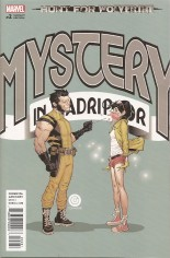 Hunt For Wolverine: Mystery in Madripoor #2 Variant B