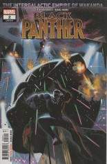 Black Panther (2018-2020) #2 Variant A