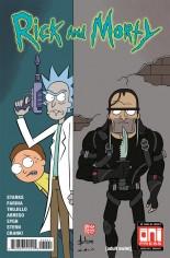 Rick and Morty (2015-2020) #39 Variant B