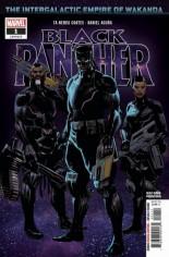 Black Panther (2018-2020) #1 Variant M: 2nd Printing