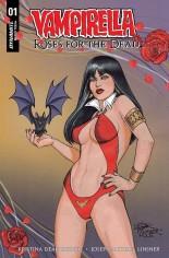 Vampirella: Roses For Dead #1 Variant H: Deluxe Collectors Box