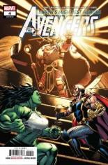 Avengers (2018-Present) #4 Variant A