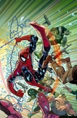 Amazing Spider-Man (2018-2020) #1 Variant K: Remastered Variant