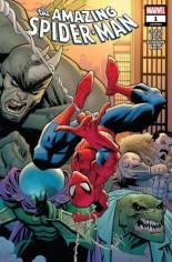 Amazing Spider-Man (2018-2020) #1 Variant A