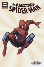 Amazing Spider-Man (2018-2020) #1 Variant B