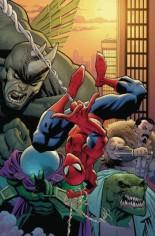 Amazing Spider-Man (2018-2020) #1 Variant J: 200 Retailer Incentive Virgin Variant