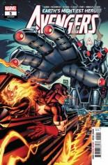 Avengers (2018-Present) #5 Variant A