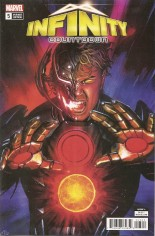 Infinity Countdown #5 Variant D: Ultron Holds Infinity Variant