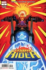 Cosmic Ghost Rider #1 Variant F: 2nd Printing