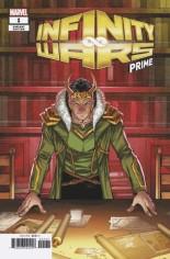 Infinity Wars Prime #1 Variant C