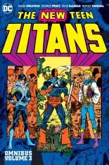 New Teen Titans Omnibus #HC Vol 3 Variant B