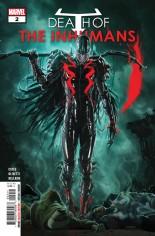 Death Of Inhumans #2 Variant A