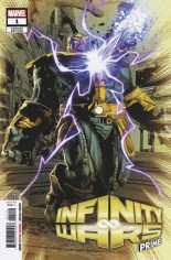 Infinity Wars Prime #1 Variant E: 2nd Printing