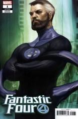 Fantastic Four (2018-2020) #1 Variant E: Mr Fantastic Variant