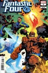 Fantastic Four (2018-2020) #1 Variant X