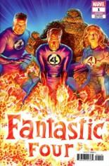 Fantastic Four (2018-2020) #1 Variant S