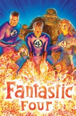 Fantastic Four (2018-2020) #1 Variant U: Virgin Variant