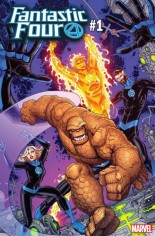 Fantastic Four (2018-Present) #1 Variant J